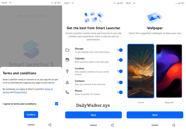 best android launcher, launcher for android