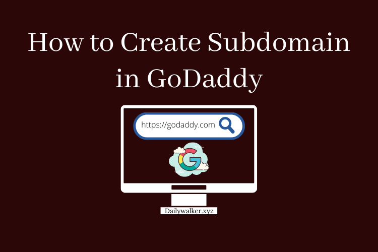 how to create subdomain in godaddy, how to create subdomain in godaddy in 2020, create subdomain, godaddy, subdomain in godaddy, domain, website, godaddy website, subdomain godaddy