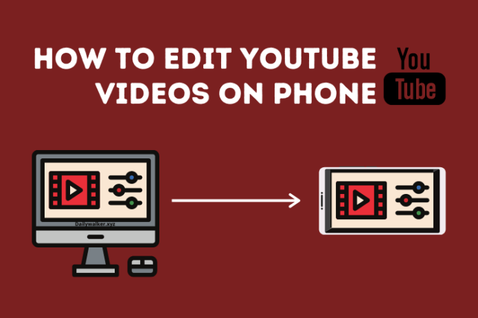 How To Edit Youtube Video On Phone, edit youtube video, best video editor for youtube, edit youtube video online